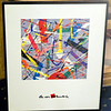 Boron Honeloke ~ McGraw Editions.  18 x 22.  <b>$45</b>