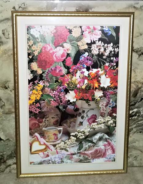 Vibrant Floral Still Life