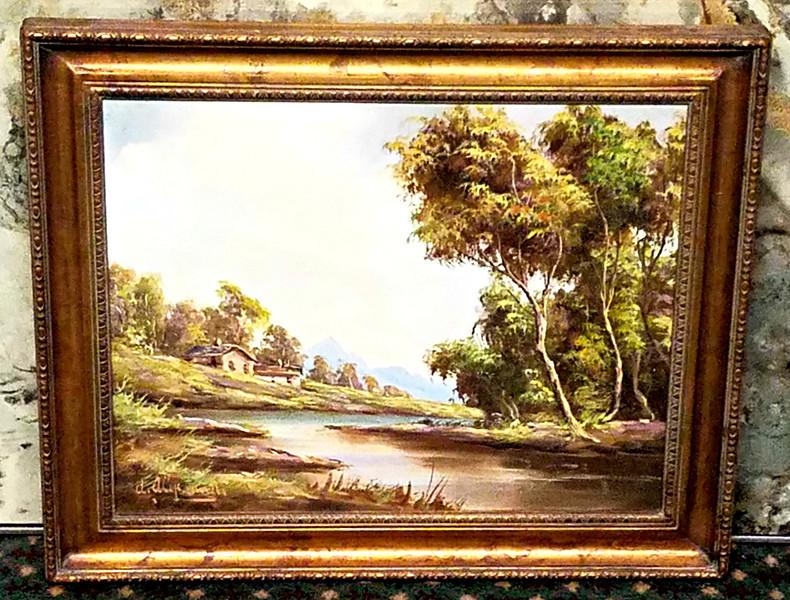 Aliprandi Original Oil