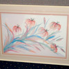 1988 Watercolor Framed Print by Henry Hyde.  33 x 24.  <b></b>
