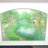 Vivian Hollan Swain Signed Limited Framed Print 837/950.  32 x 27.  <b>$85</b>