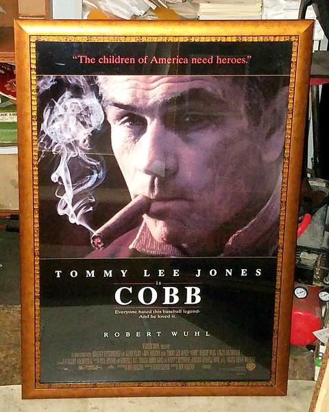 Cobb Movie Poster