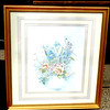 Signed Mary Vincent Bertrand 'Lasting Moments.'   25 x 27  <b>$30</b>