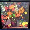 Beautiful <i>Leif Ostlund  </i> Still Life Art Print.  38 x 38.  <b>$65</b>