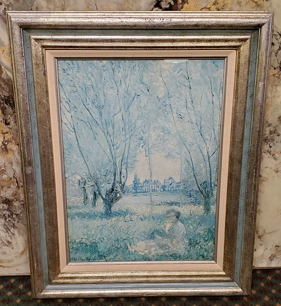 Claude Monet Art Print