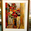 Captivating Print By Suzanne Valadon 1929.  25 x 31.  <b>$40</b>