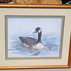 Duck Lithograph 580/1000 By Tim Pafford Signed By The Artist.  31 x 27.  <b>$95</b>