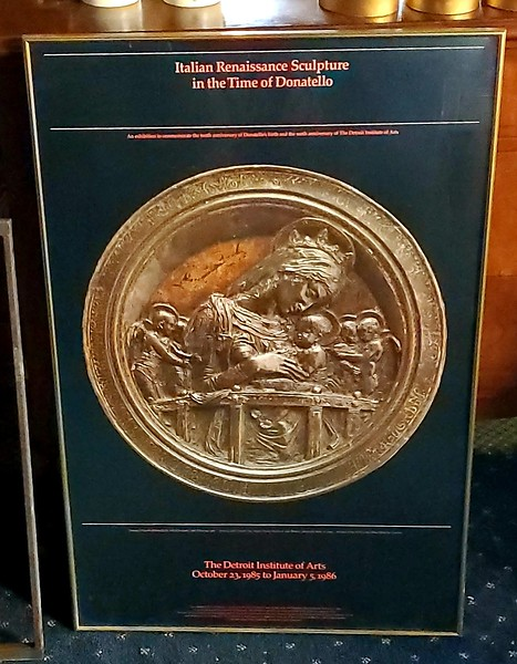DIA Italian Renaissance Poster