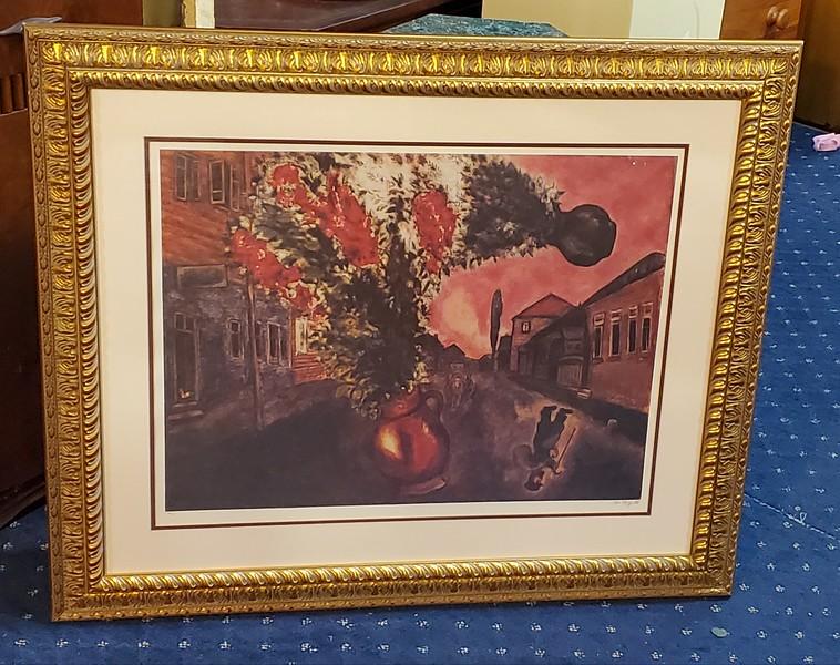 Marc Chagall Fine Art Print
