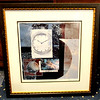 'Crosswinds' ~ An Elegant Bernsen/Tunich Framed Art Piece.  25 x 26.  <b>$50</b>
