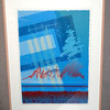Room Service II by Sean Michael in Solid Wood Frame.  33 1/2 x 44.  <b>$75</b>