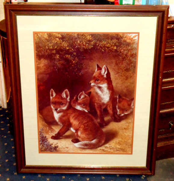 <i>Young Freebooters.</i> By Sam Carter.   27 x 34.  <b>$60</b>
