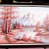 Winter Nature Scene.  41 x 30.  <b>$40</b>