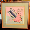Original Work Hand-Signed by the Artist Mark Tinkel.  25 x 25.  <b>$40</b>