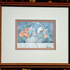 Pastel Colored Lithograph by Lolli Avita.  859/1950.  <b>$35</b>