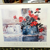 Tea Time by Dawna Barton Framed Print.  26 x 21. <b>$25</b>