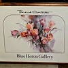 Extremely Rare Rosalind Oesterle Hand Signed Limited Edition Roses Lithograph.  Award-winning watercolor artist Rosalind Oesterle's work is distributed worldwide. Her paintings have been exhibited in numerous shows, including one at the prestigious American Watercolor Society. Oesterle's artwork is featured at The Blue Heron Gallery in Wellfeet, MA.  In 2013, Oesterle won top awards at the Mystic, Westport &amp; Bruce Museum art festivals.  30 x 24.  <b>$95</b>