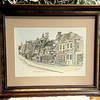 Highstreet Burford, Oxfordshire Signed Lithograph by John Lockett.  132/150.  24 x 20.  <b>$45</b>