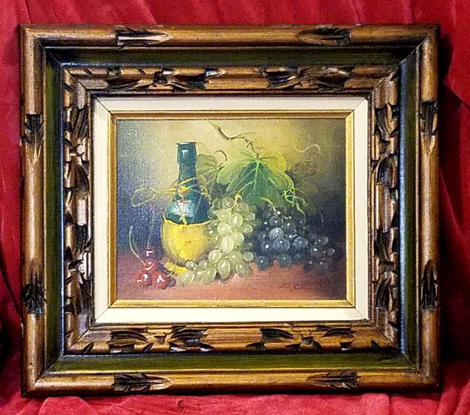 Original Oil Still Life