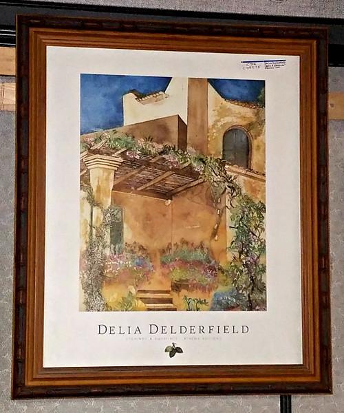 Delia Delderfield Tribute Print