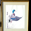 Harry Antis Hand Signed - Mallard.  23 x 27.  <b>$50</b>