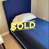 Memory Foam Platform Bed Frame