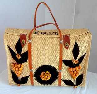 Festive Acapulco Hand Made Purse.