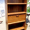 Super Budget Bookcase. 30 x 12 x 72.  <b>$50</b>