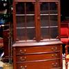 Elegant Antique Victorian China Cabinet.  37 x 17 x 76.  <b>$295</b>