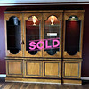 Neoclassical Display Cabinet