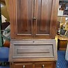 Antique Solid Wood Secretary