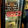 Racing Theme Curio Cabinet