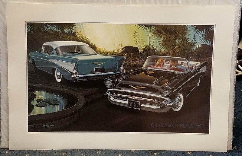 Classic Chevy's 1955