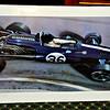 Dan Gurney Autographed Lithograph