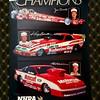 Winston Drag Racing Poster