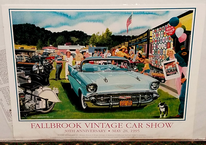 Fallbrook Vintage Car Show