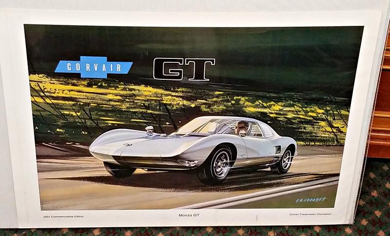 Corvair Monza GT