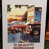 St. Ignace 1999 Commemorative Lithograph