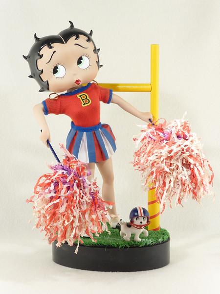 Betty Boop Cheerleader