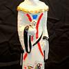 Vintage Ezra Brooks Bourbon Decanter - <i>Queen of Hearts.</i>  1969.  Empty.  5 x 16 1/2.  <b>$20</b>