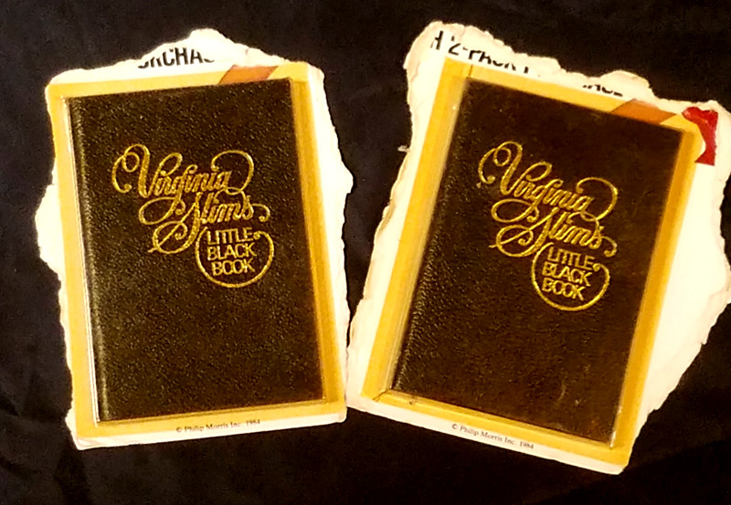 Virginia Slims Little Black Book