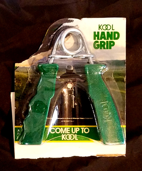 Kool Hand Grip Builder