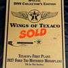 Wings of Texaco 1927 Tri-Motored Monoplane Die Cast Airplane Bank in Excellent Condition.  <b>$50</b>