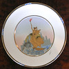<i>Mikasa Erte - Statue of Liberty </i> Fine Bone China Collector Plate.  12 1/2 inch dinner plate.