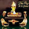 Tweety Egyptian Pyramid Collectible