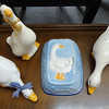 Decorative Ceramic Ducks with Colorful Hand Painted Ceramic Wall Hanging.  <b>$50</b>