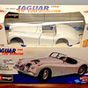 Bburago 1:24th Kit Collection: Jaguar XK 120 Roadster 1948.  <b>$35</b>