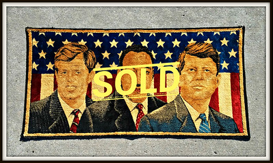 Kennedys & King Wall Tapestry