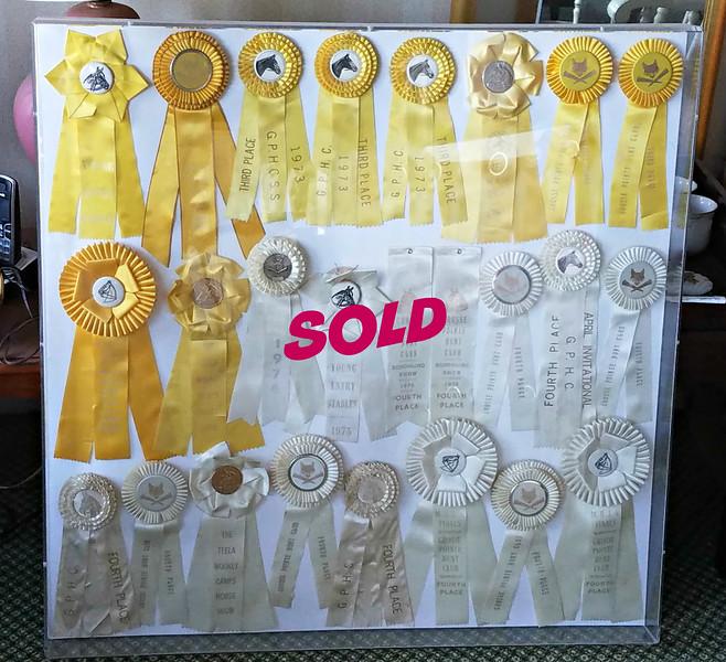 Horse Show Award Ribbons
