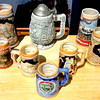 Assorted Beer Steins. <b>Make a Fair Offer.</b>